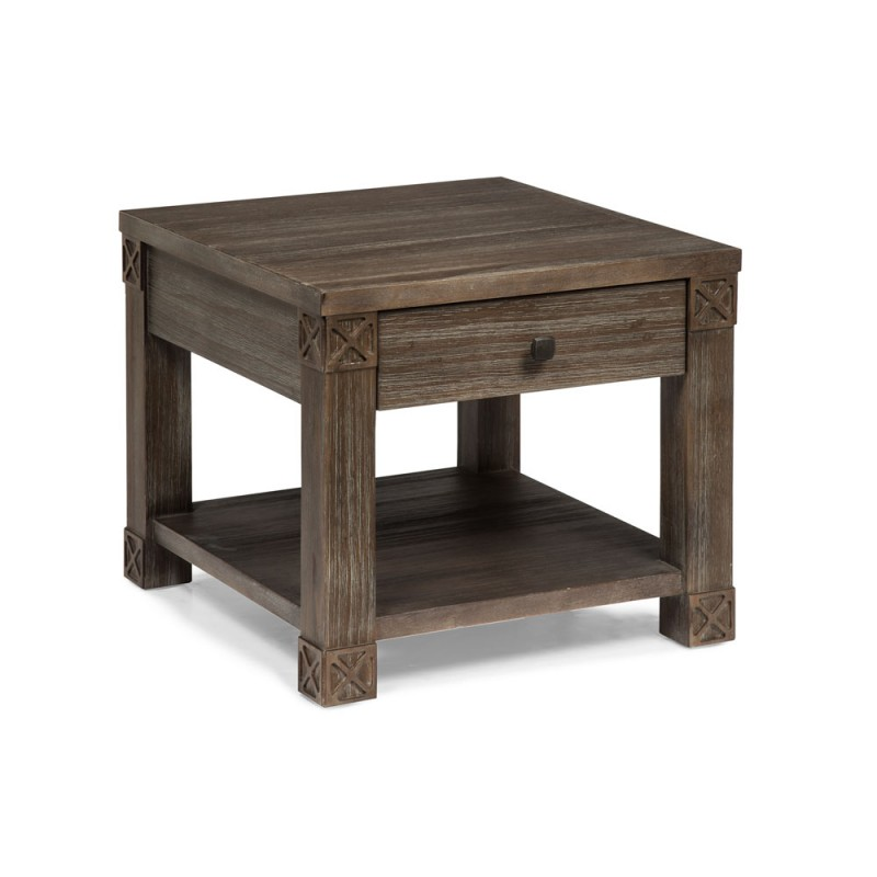 Ash Essex Side Table